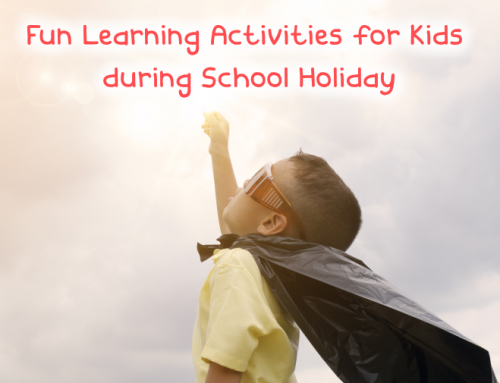 Fun Learning Activities for Kids during School Holiday