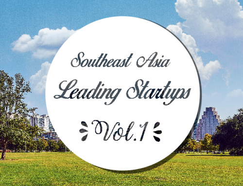 Southeast Asia Leading Startups Vol. 1 – Grab