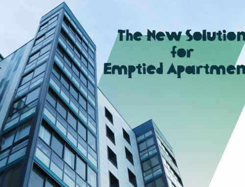 The New Solution for Emptied Apartments