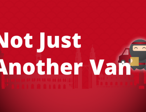 Not Just Another Van – Ninja Van