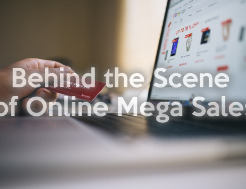 Behind the Scene of Online Mega Sales