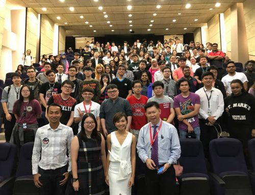 5 Things to Learn from an Entrepreneur — A Day at KDU Youth Empowerment Plan