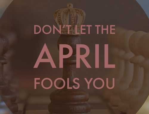 Don't Let the April Fools You! — 6 Ways to Become Smarter